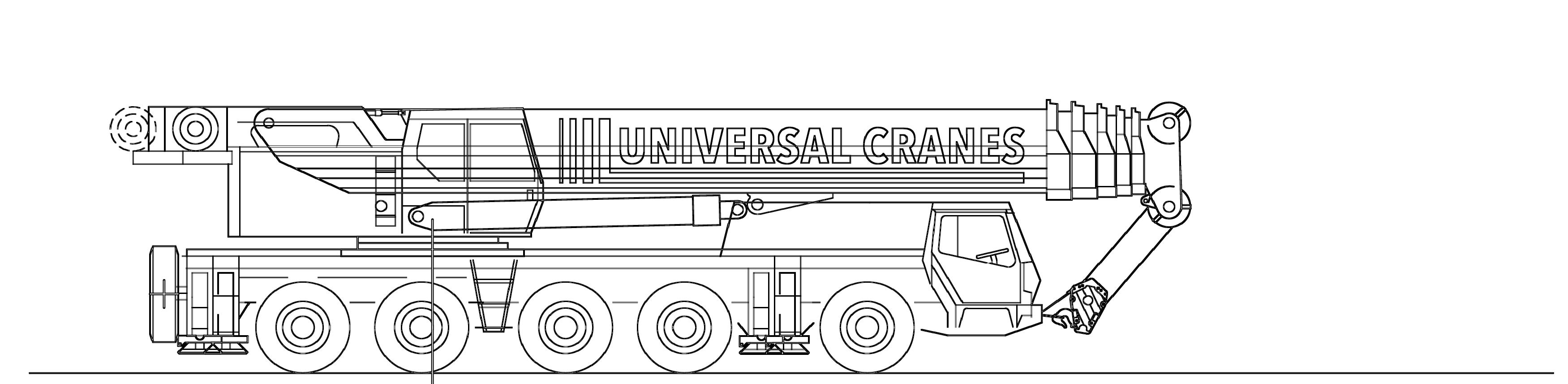 100T Grove GMK5100