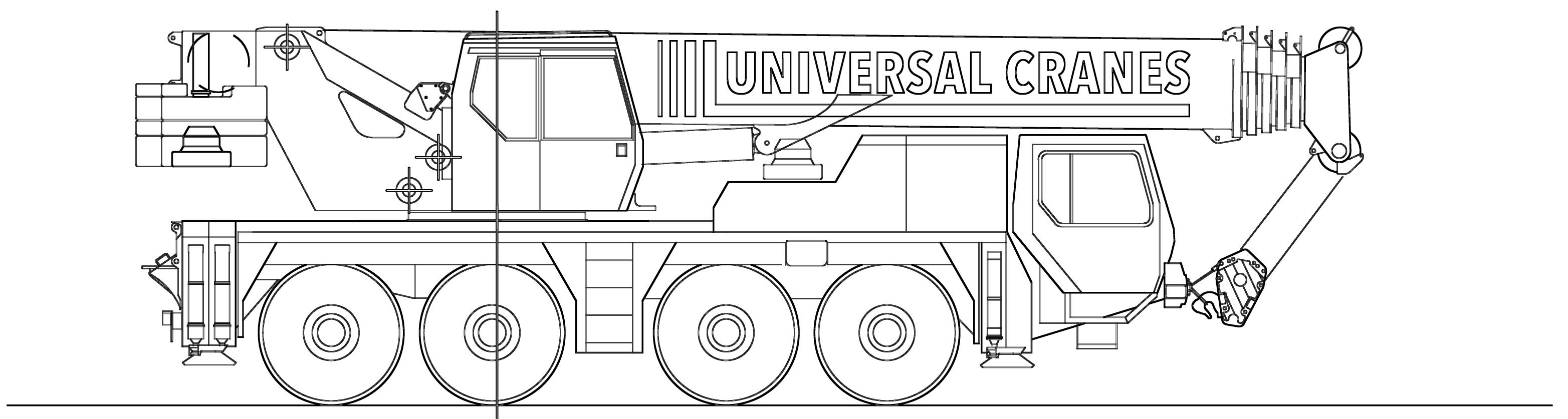 80T Liebherr LTM1080