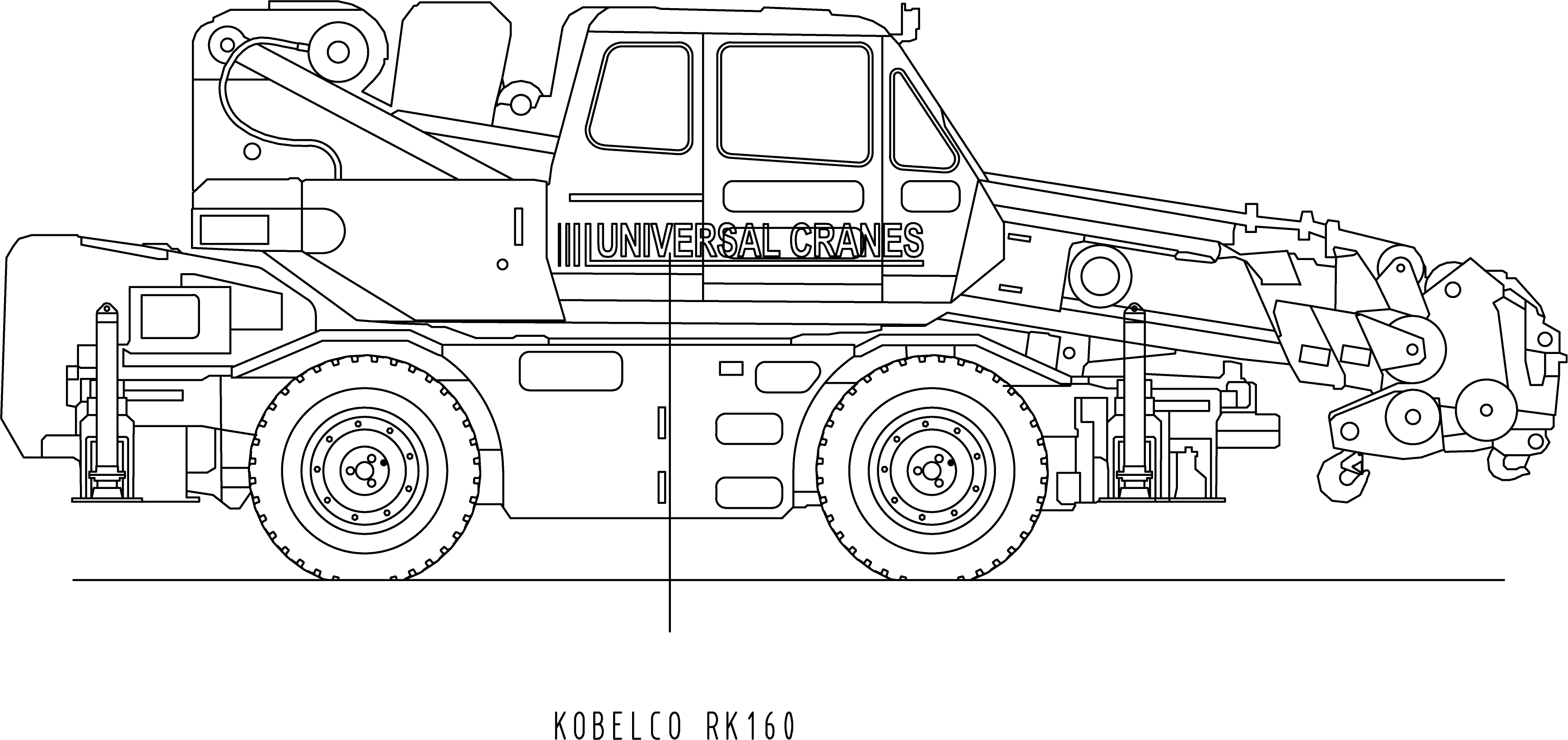 16T Kobelco RK160