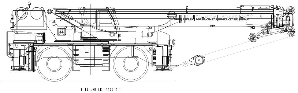 Liebherr LRT1100-2.1