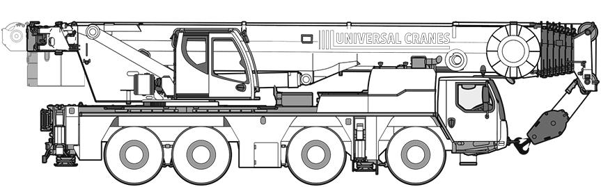 120T Liebherr LTM1120-4.1